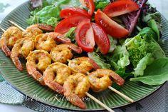 Easy Shrimp Kabob