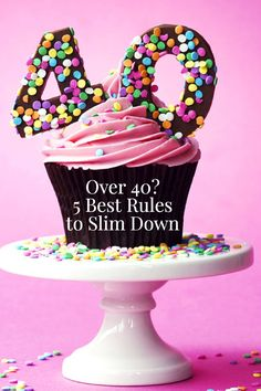 5 ways to shed pounds for people over 40 #weightloss #healthyliving #everydayhealth