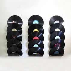 Vinyl Record Rack | dotandbo.com
