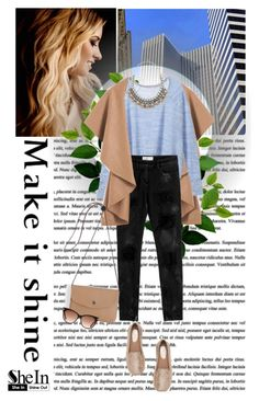 """""""SheIn 6/17"""" by sabinakopic ❤ liked on Polyvore featuring Victoria's Secret, Faith Connexion, Valentino, Tom Ford and shein"""