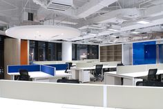 Robarts Spaces - Dow Jones / Wall Street Journal Office Space Design, Dow Jones, Wall Street Journal, Workspaces, Commercial Interiors, Offices, Conference Room, Amazing, Projects
