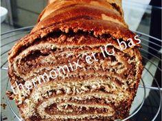 Une recette de Diana         Brioche à la roumaine (cozonac «kozonak» - brioche traditionnelle pour Pâq...