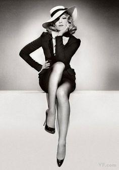 The Vanities | Vanity Fair. Nov'09 Lily Rabe
