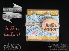 Hello, Sailor - AWW | Jane Lee http://janeleescards.blogspot.com