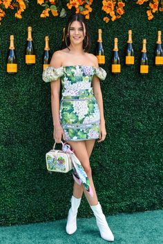 Best Dressed  The Week in Outfits Polo Classic e8b1be74b20