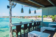 The Deck Nusa Lembongan Restaurant Review