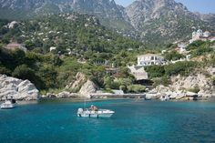 """The island of Ikaria and its tourism offerings will be featured in an upcoming episode of """"This Morning"""", a popular TV show of the British network ITV. Tourism, Destinations, Greek, British, River, Island, Google Search, News, Outdoor"""