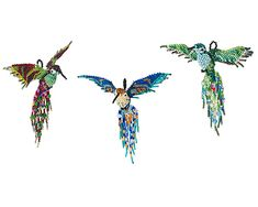 Look what I found at UncommonGoods: beaded hummingbird... for $19.98 #uncommongoods