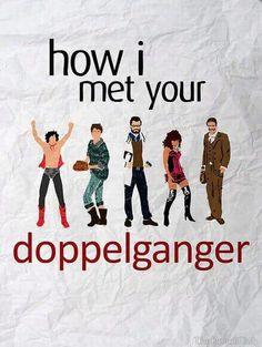 How I Met Your Mother #himym  #doppelganger