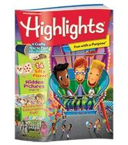 Saving 4 A Sunny Day: Free Highlights Magazine