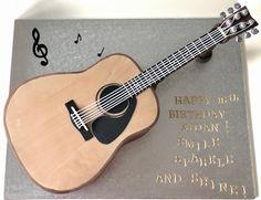 Guitar Cake Guitar Cake, Music Instruments, Simile, Musical Instruments