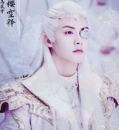 Ice Fantasy, Ma Tian Yu, O Drama, Film Academy, Fire And Ice, Beautiful Boys, Handsome, Movies, Cute Characters