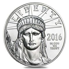 The new 2016 1 oz. Platinum American Eagle BU Coin is now available at Bullion Exchanges