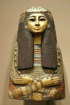 Egyptian Lady statue