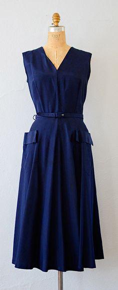 vintage 1950s dress | vintage 50s dress #vintage #1950s #50sdress