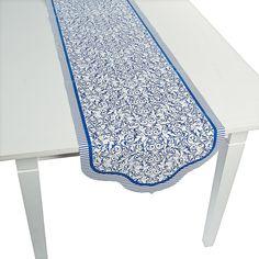 Blue+Wedding+Table+Runner+-+OrientalTrading.com