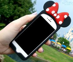 minnie mouse phone case Cell Phones & Accessories - Cell Phone, Cases & Covers - http://amzn.to/2jXZVL6