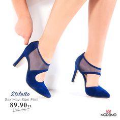 Sax Mavi Süet Fileli Stiletto 89.90TL Hemen Tıkla! https://www.modsimo.com/eecz~u~saxmavi-suet-fileli-stiletto-15811-4430 #ayakkabi #modsimo #stiletto #trendyol