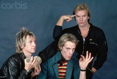 The Police (1979) - pretending some fun... ;-)