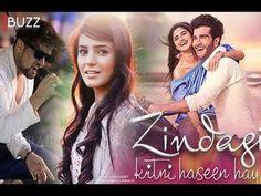 Zindagi Kitni Haseen Hai_Full Movie_Part 1 Pakistani Superhit Movie. Pakistani Movies, Dramas, Films, Movie Posters, Movies, Film Poster, Popcorn Posters, Film Posters, Drama