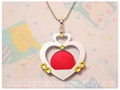 PRE ORDER Sailor Pluto Garnet Orb Talisman by StarlightDecoDream, $30.00