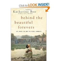 beyond the beautiful forevers