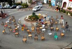 Fête de la chaise : La chaise fait son siège HAGETMAU Fêtes manifestations Evenements Landes Chalosse Actualités Office de Tourisme des Luys
