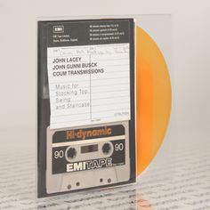 John Lacey / COUM Transmissions - Music for Stocking Top, Swing and Staircase image