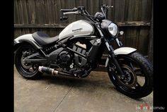 2015 Kawasaki Vulcan S ABS (EN650B) Kawasaki Vulcan S, Kawasaki Cafe Racer, Honda Bobber, Vulcan 900, Motorcycle Travel, Sportbikes, Chopper, Cars And Motorcycles, Motorbikes