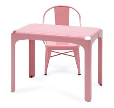 French TOLIX - metal furniture for kids!