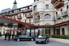 Dolder Grand Hotel, Zurich, Switzerland