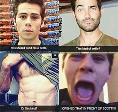 21 Times Teen Wolf Fans Shipped Derek Hale and Stiles Stilinski So Hard