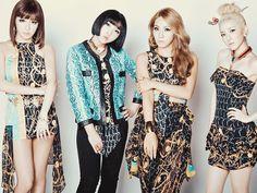 2NE1, LOVE THEM