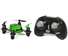 JXD 395 Micro Air Bus Green Quadcopter 4.5CH RC Drone - $39.95