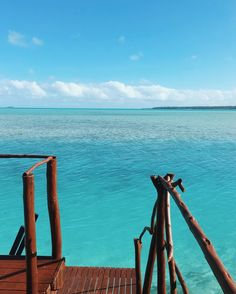 Morning views from my overwater bungalow  #aitutaki #CookIslands by sophoclesblog