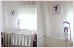 Une belle décoration pour la chambre d'enfants et bébés.