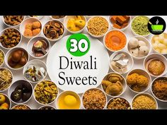 30 Easy Sweets Recipes | Quick & Easy Sweet Recipes | Instant Sweet Recipes | Indian Sweets - YouTube Easy Sweets, Sweets Recipes, Indian Food Recipes, Indian Foods, Coconut Burfi, Indian Sweets, Desert Recipes, Quick Easy Meals, Deserts