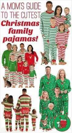 Matching Christmas family pajamas #matching #pajamas #christmas #holidays #family Matching Family Christmas Pajamas, Family Pjs, Matching Pajamas, Satin Pyjama Set, Pajama Set, Womens Fashion Online, Latest Fashion For Women, Pajamas For Teens, Tartan Pants