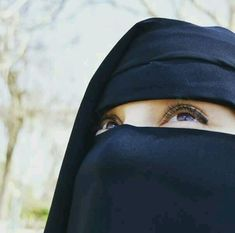 Niqab Eyes, Hijab Niqab, Muslim Hijab, Mode Hijab, Arab Girls Hijab, Muslim Girls, Hijabi Girl, Girl Hijab, Beautiful Muslim Women