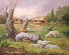 Lukisan Alam 3d