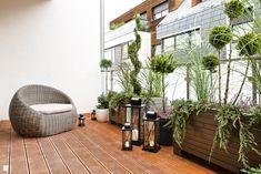 Wystrój wnętrz - Taras - styl Skandynawski. Projekty i aranżacje najlepszych designerów. Prawdziwe inspiracje dla każdego, dla kogo liczy się dobry gust i nieprzeciętne rozwiązania w nowoczesnym projektowaniu i dekorowaniu wnętrz. Obejrzyj zdjęcia!