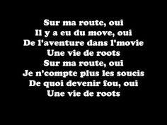 Black M - Sur Ma Route (Paroles- Lyrics) - YouTube