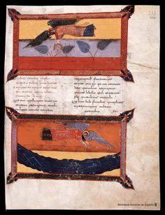 Beato de Liébana. Beato de Liébana , Santo — Manuscrito — 1047  432