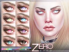 Zero Eyes N94 by Pralinesims at TSR • Sims 4 Updates