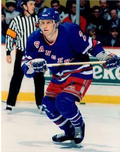 Brian Leetch New York Rangers #2 If I only had 3% of his talent