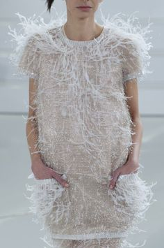 Chanel Couture Spring Summer 2014
