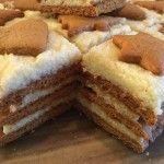 Mézeskalács szelet | mókuslekvár.hu Cheesecake, Food, Cheesecakes, Essen, Meals, Yemek, Cherry Cheesecake Shooters, Eten