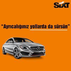 Mercedes CLA ile ayrıcalığınız yollarda da sürsün!  Detaylı bilgi için; https://www.sixt.com.tr/  #Sixt #Sixtrentacar #Mercedes #MercedesBenz   #MercedesTürkiye #MercedesBenzTürkiye #MercedesCLA