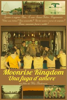 Il cugino Ben in Moonrise Kingdom di Wes Anderson