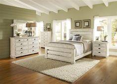 Image result for wood king size bedroom setsFarm house master